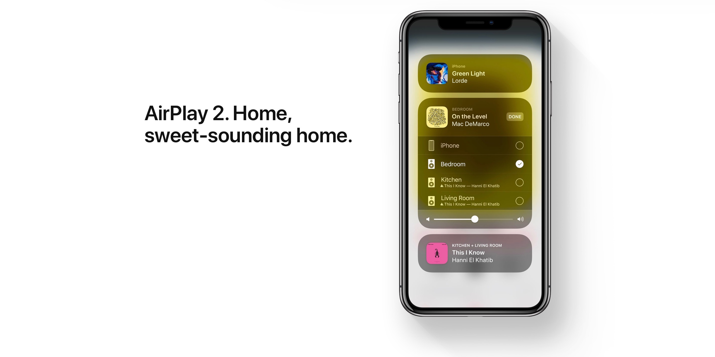 Hands-on: Controlling AirPlay 2 playback on Apple TV from
