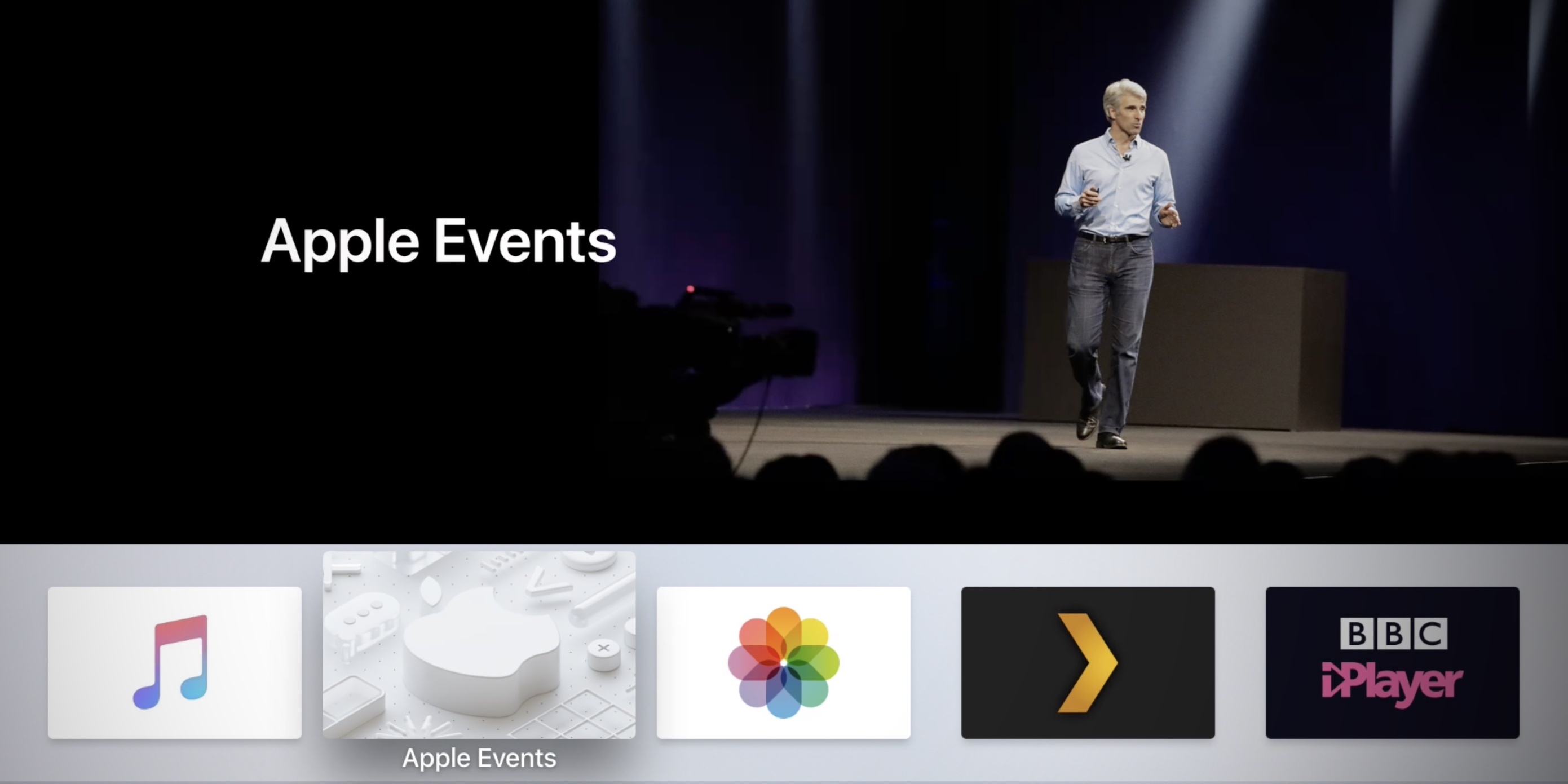 Apple Events App Updated On Apple Tv Ahead Of June 4 Wwdc Keynote Live Stream 9to5mac