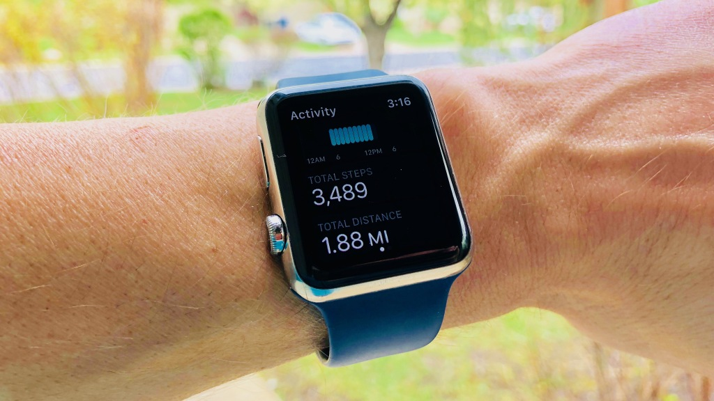 How to see steps on Apple Watch including distance and trends - 9to5Mac