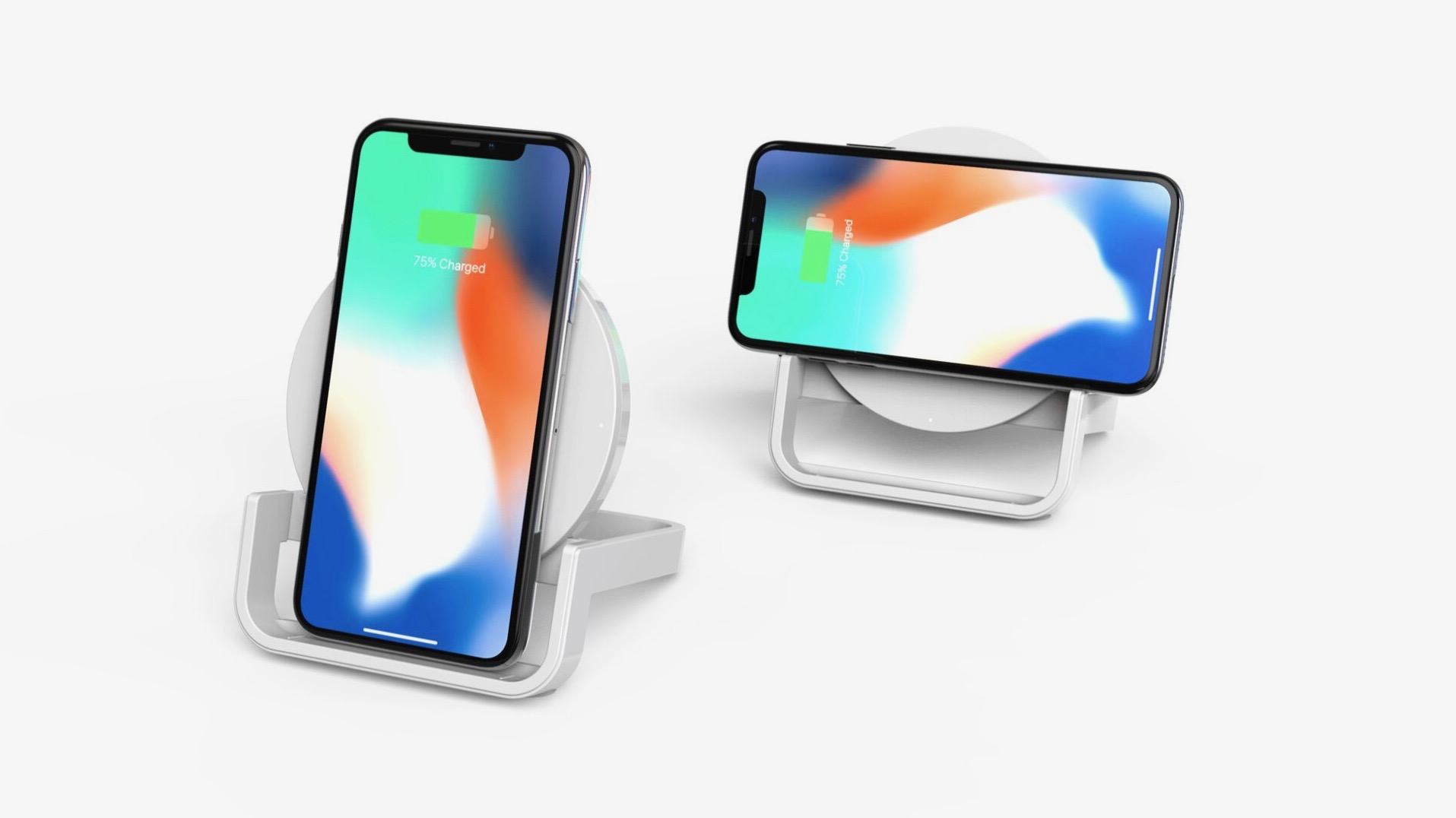 Belkin launches new 10W Boost Up Wireless Charging Pad and Stand with unique design for iPhone
