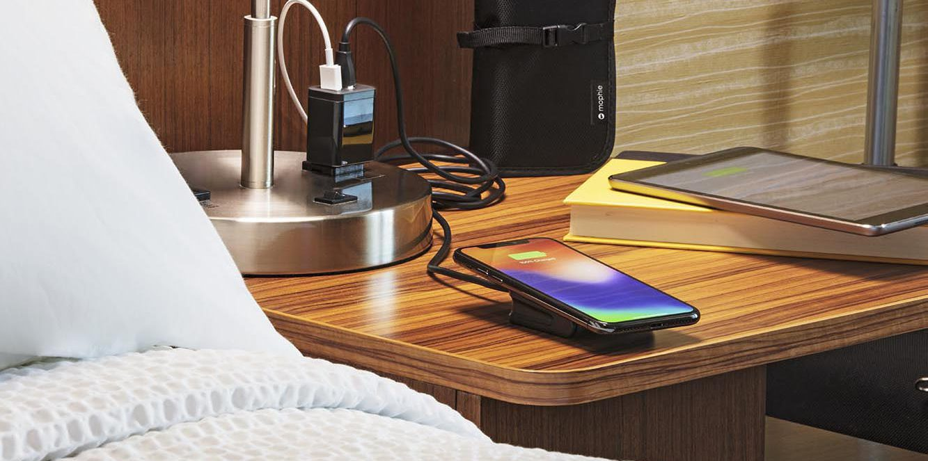 Mophie unveils new on-the-go wireless charging kit, includes car and hotel chargers
