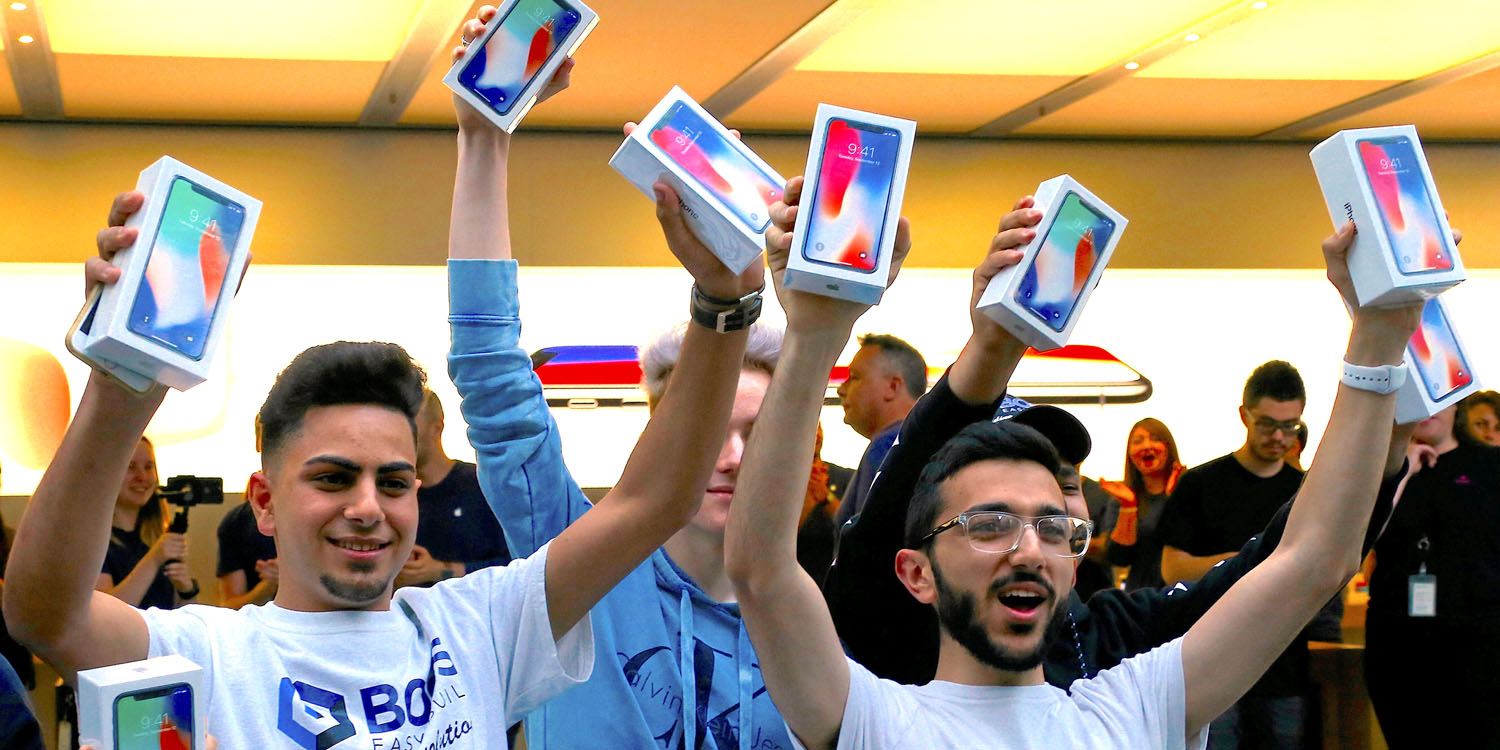 Analysts Admit They Were Wrong About Iphone X Predict 849 Price