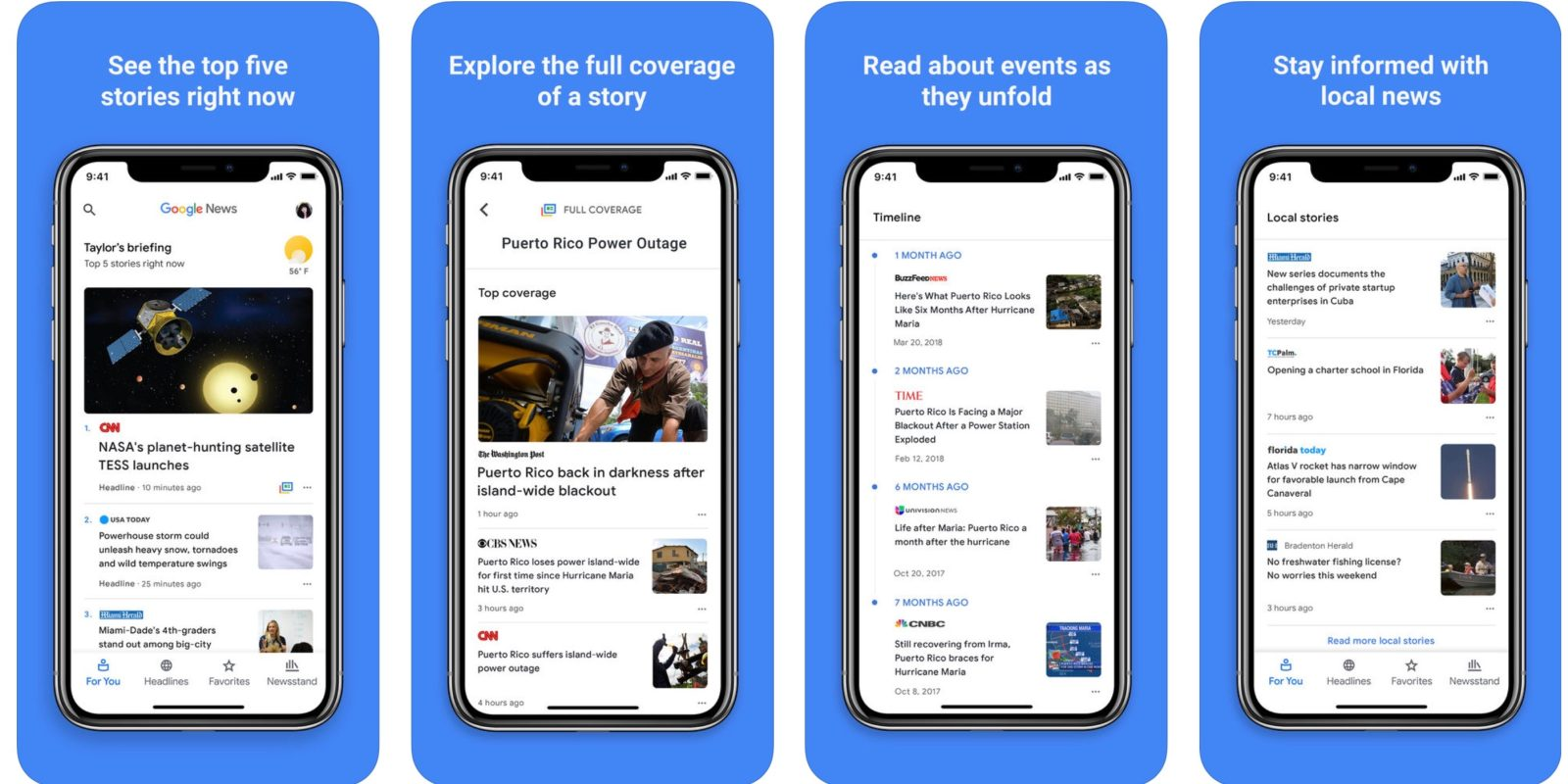 Image result for Apple News app