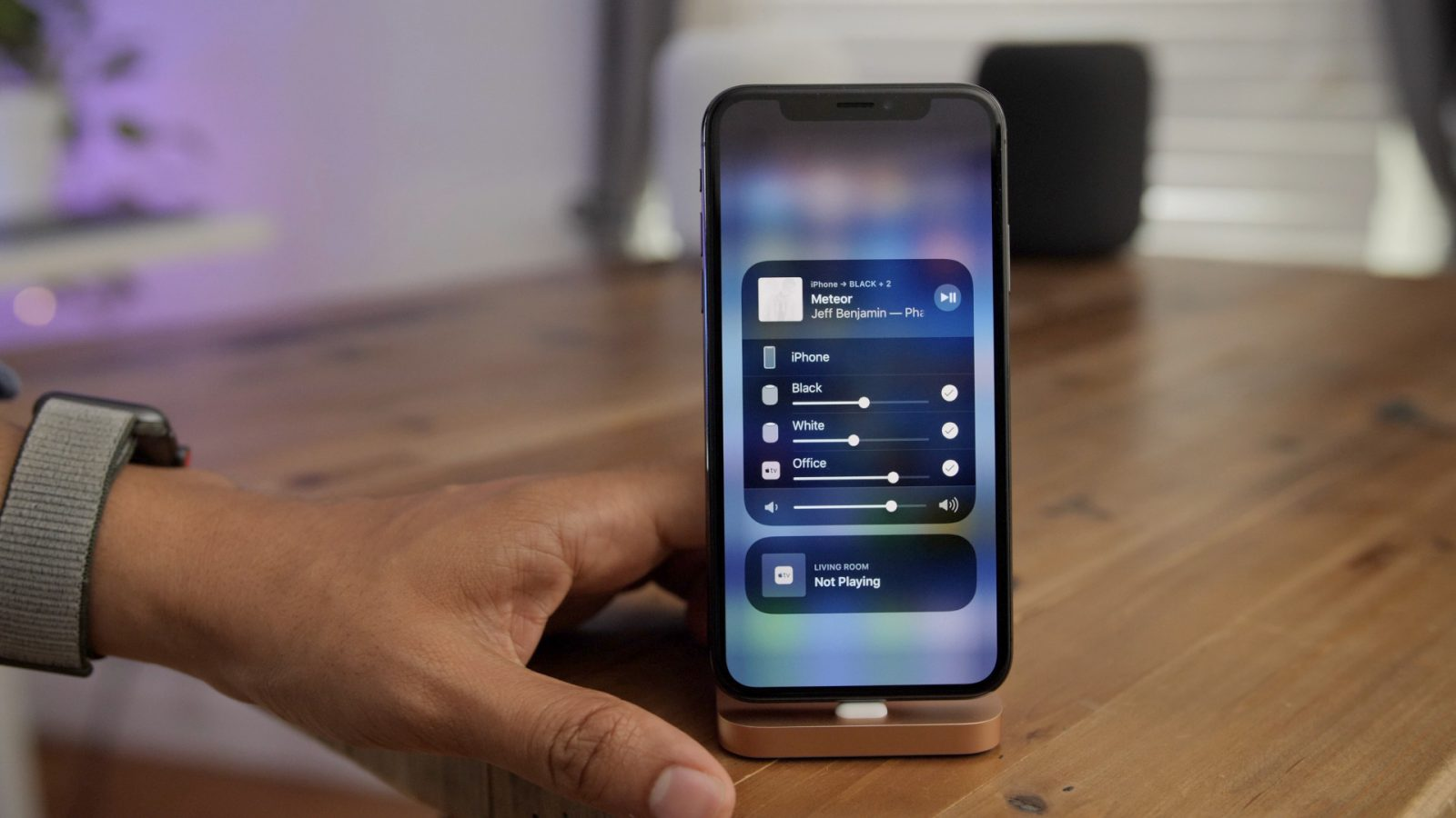 How to create a multi-room AirPlay 2 experience on iPhone