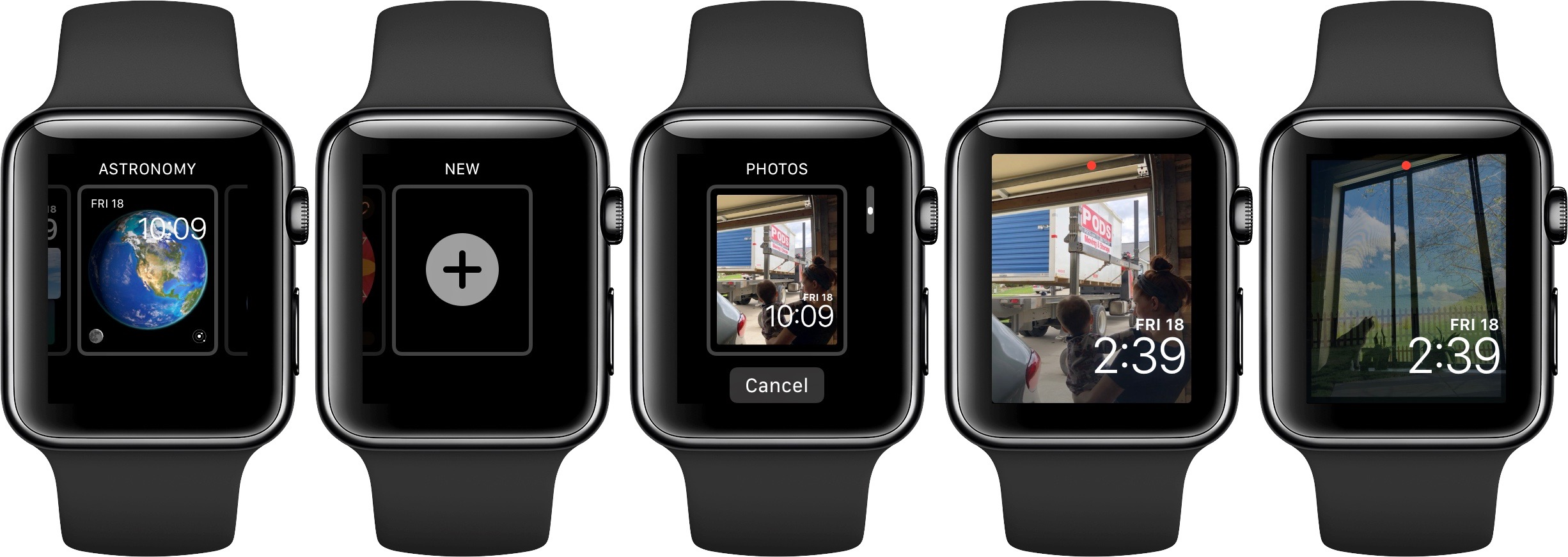 Apple Watch How To Set Photo As Watch Face 9to5mac