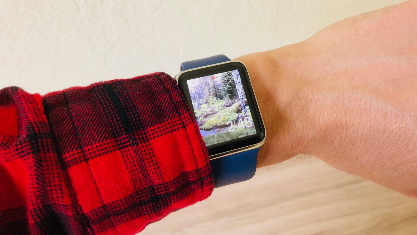 Apple Watch: How to set photo as watch
