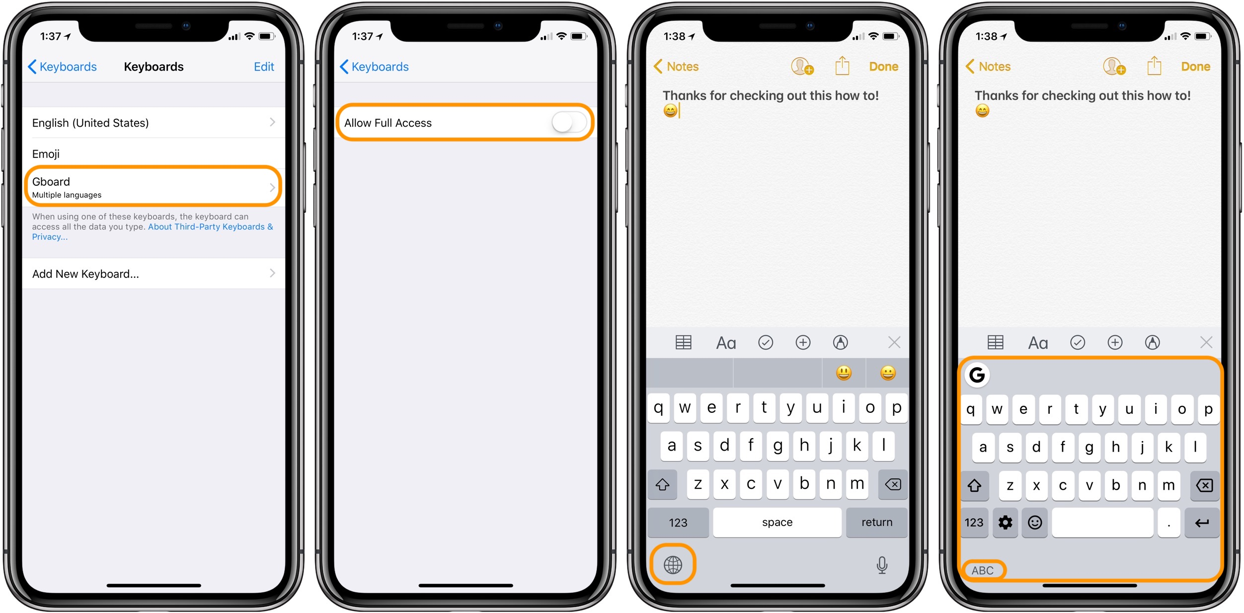 how to use swipe or glide typing on iphone 9to5mac. Black Bedroom Furniture Sets. Home Design Ideas