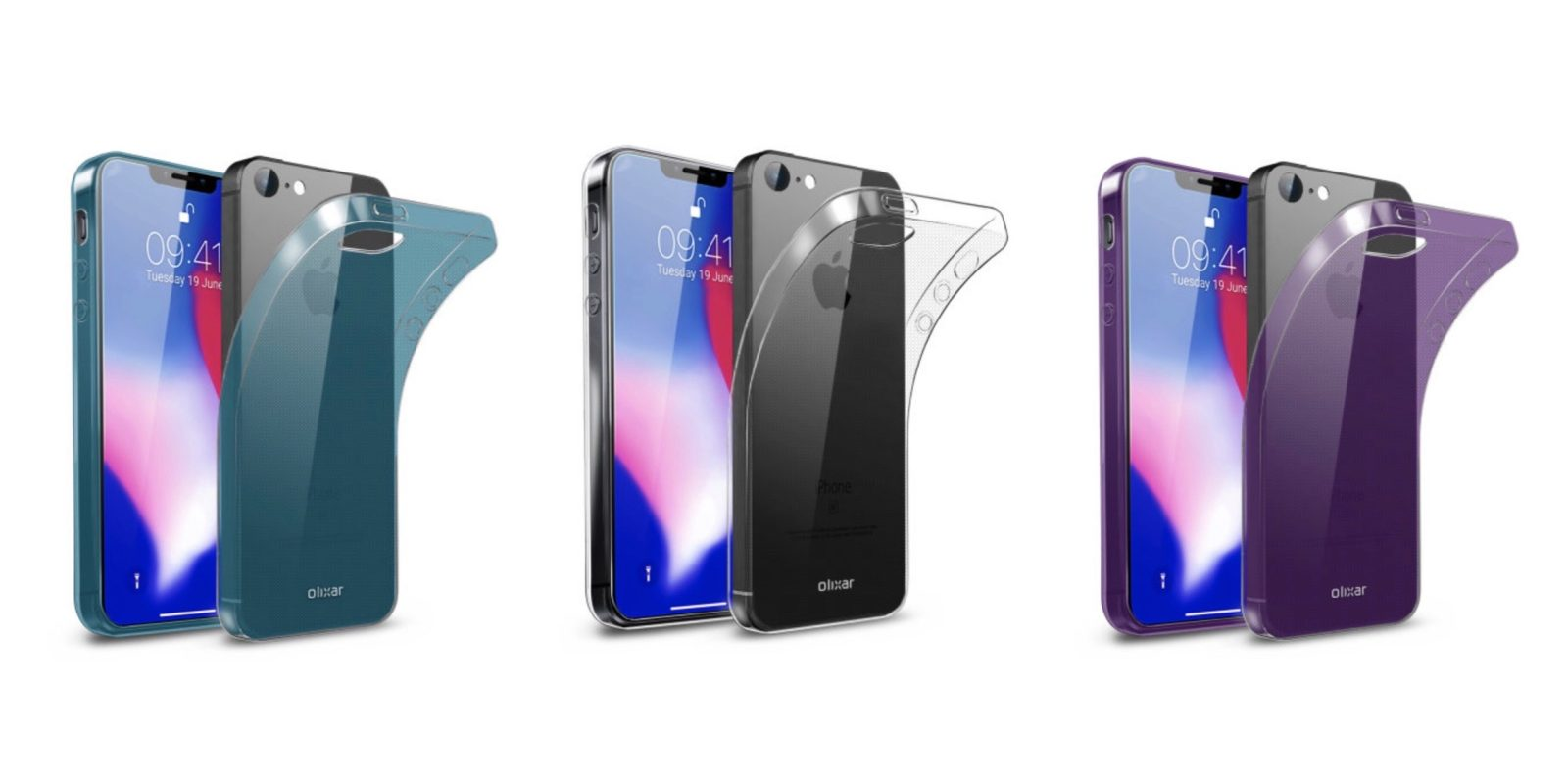 finest selection b47a0 df4a8 iPhone SE 2 render with iPhone X-style display now shown off from ...