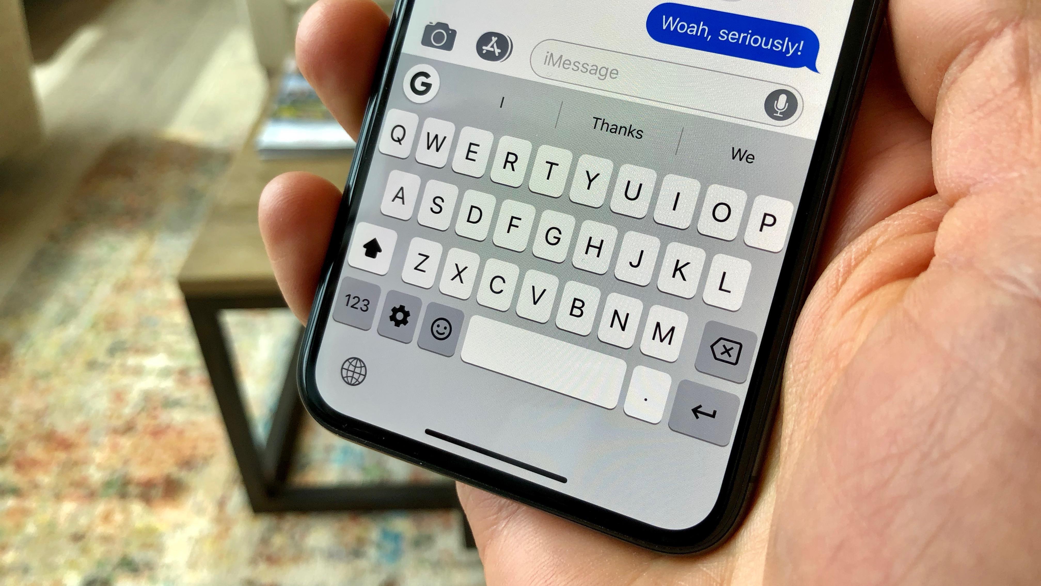 iPhone & iPad: How to customize keyboard shortcuts