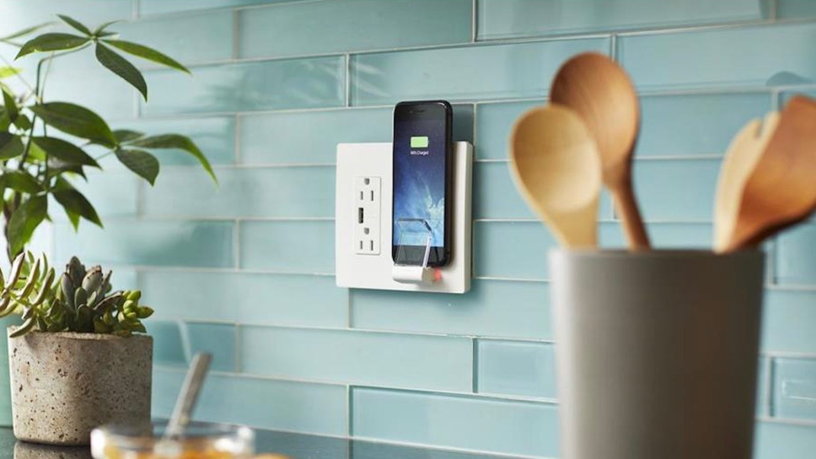 Legrand Unveils Sleek In Wall Qi Wireless Iphone Charger