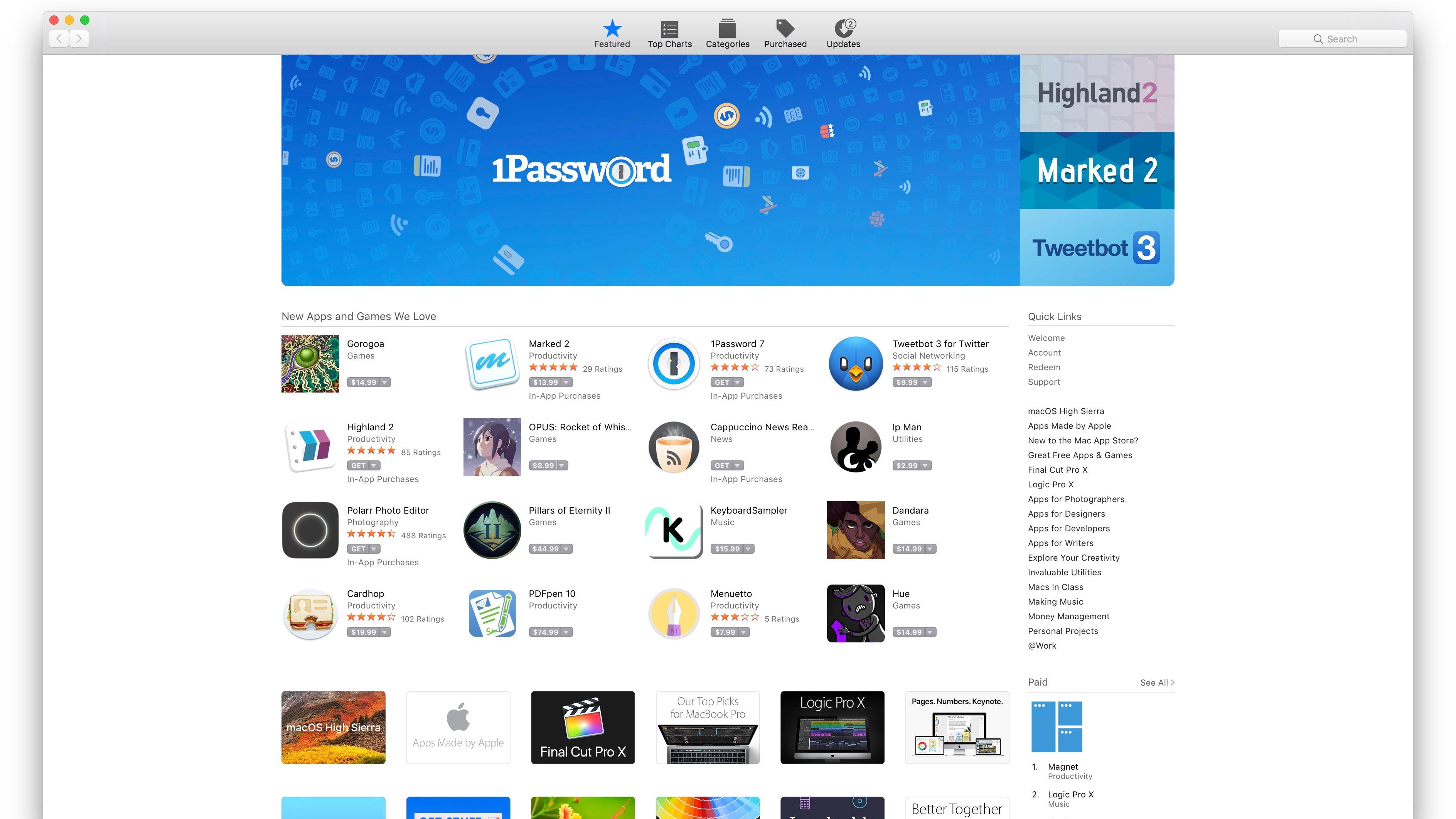 Leak suggests Mac App Store to...