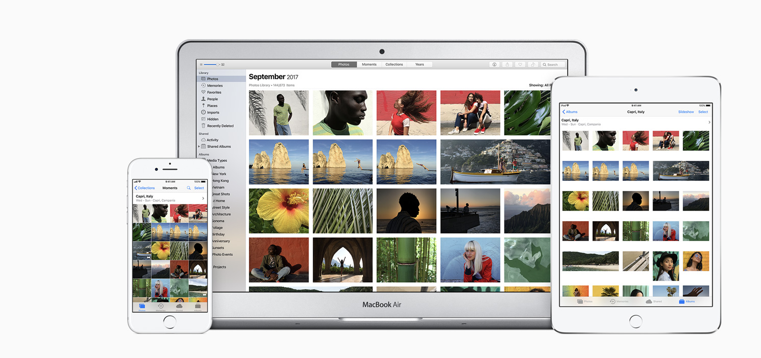 Iphone to import photos from pc
