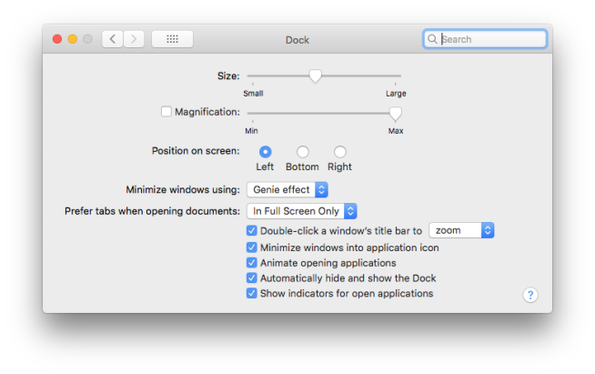 How to hide the Dock on the Mac - 9to5Mac