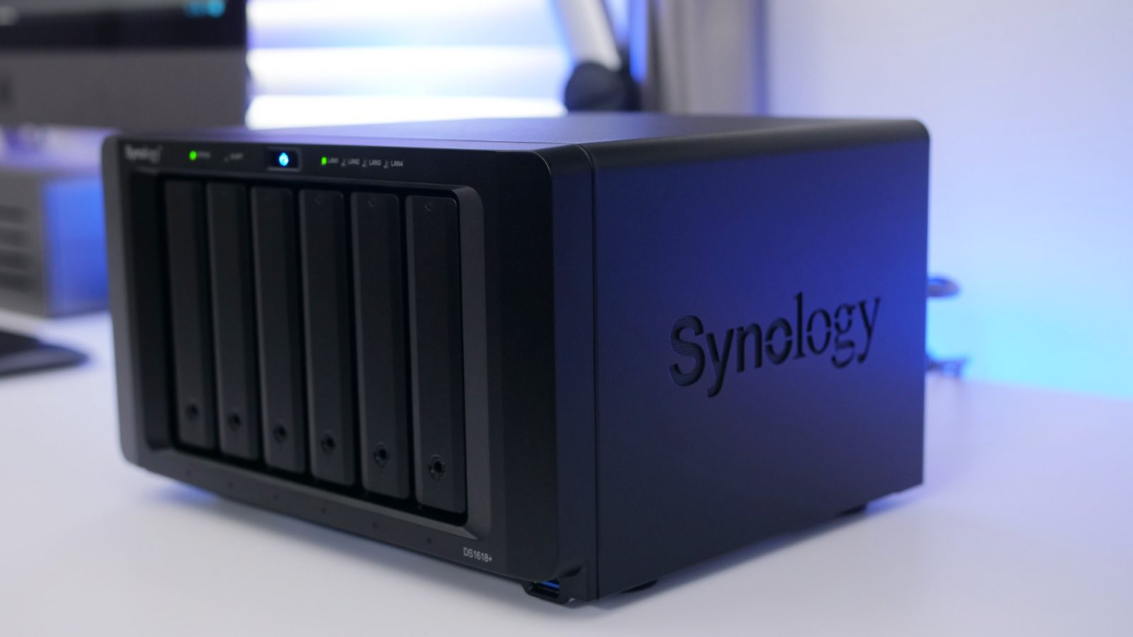 Back to the Mac 009: How to use a Synology NAS for Time