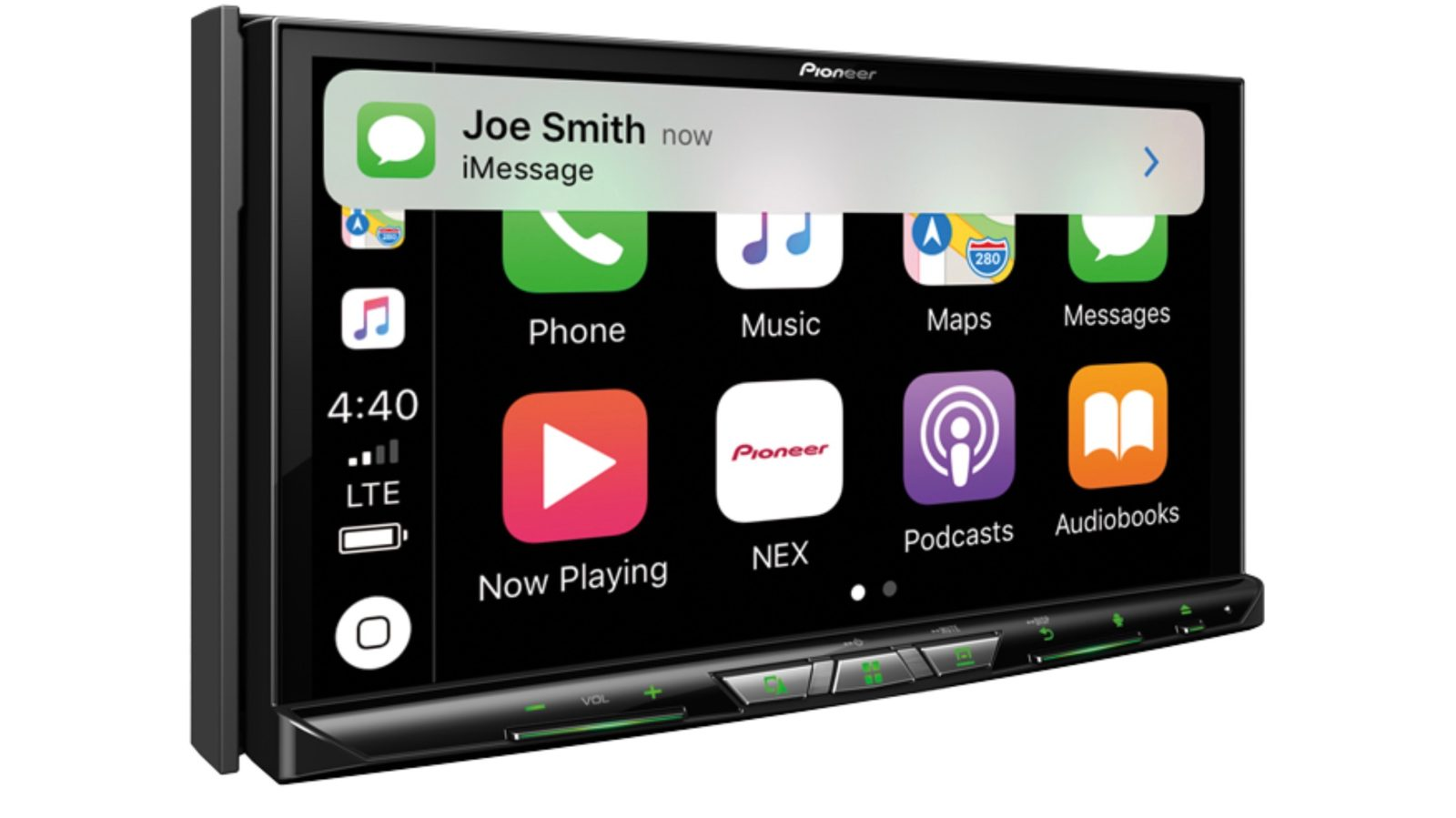 Pioneer Officially Confirms New Wireless Carplay Head Units Starting