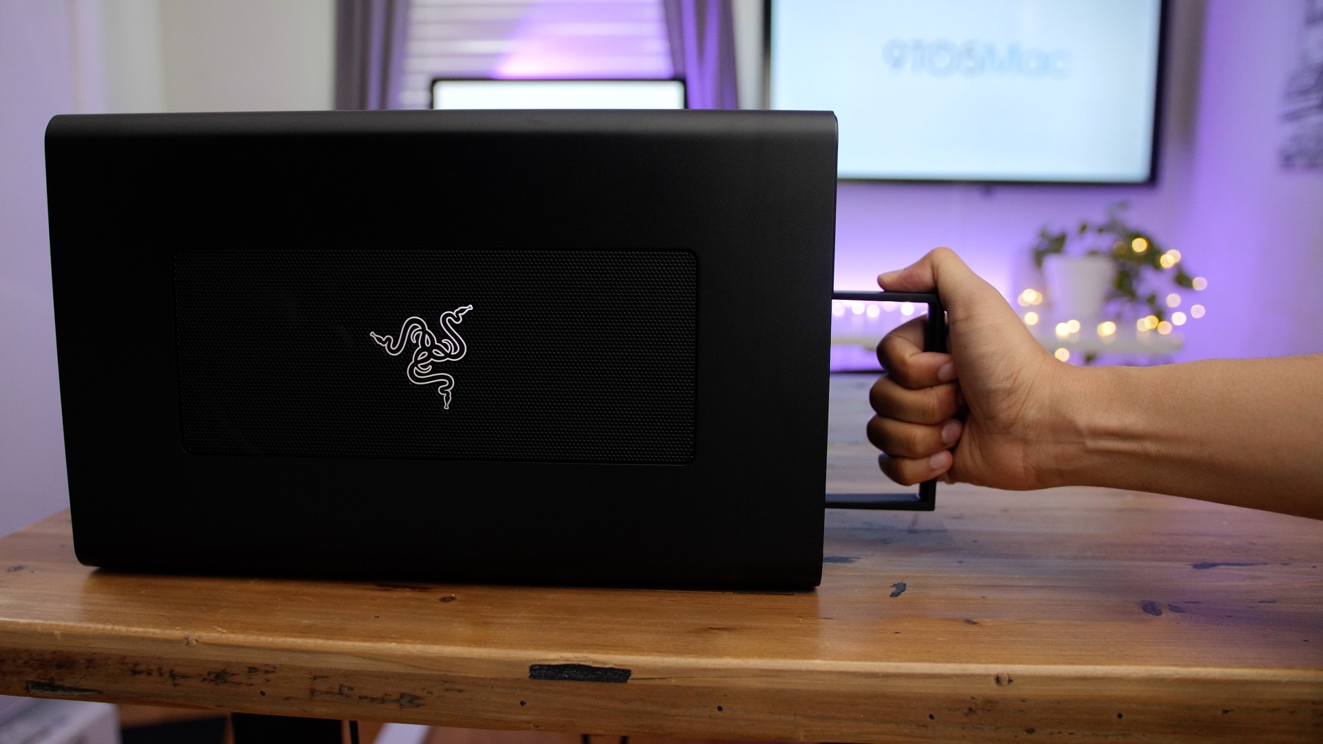 Review: $300 Razer Core X - the best eGPU for MacBook Pro