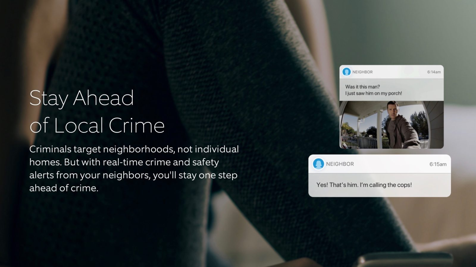 Ring expands real-time safety and crime alerts from
