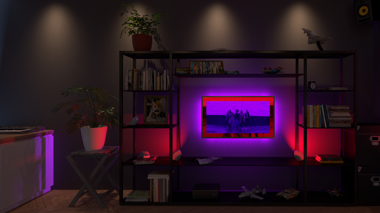 Philips Hue Sync now available for Mac, app syncs lighting to games