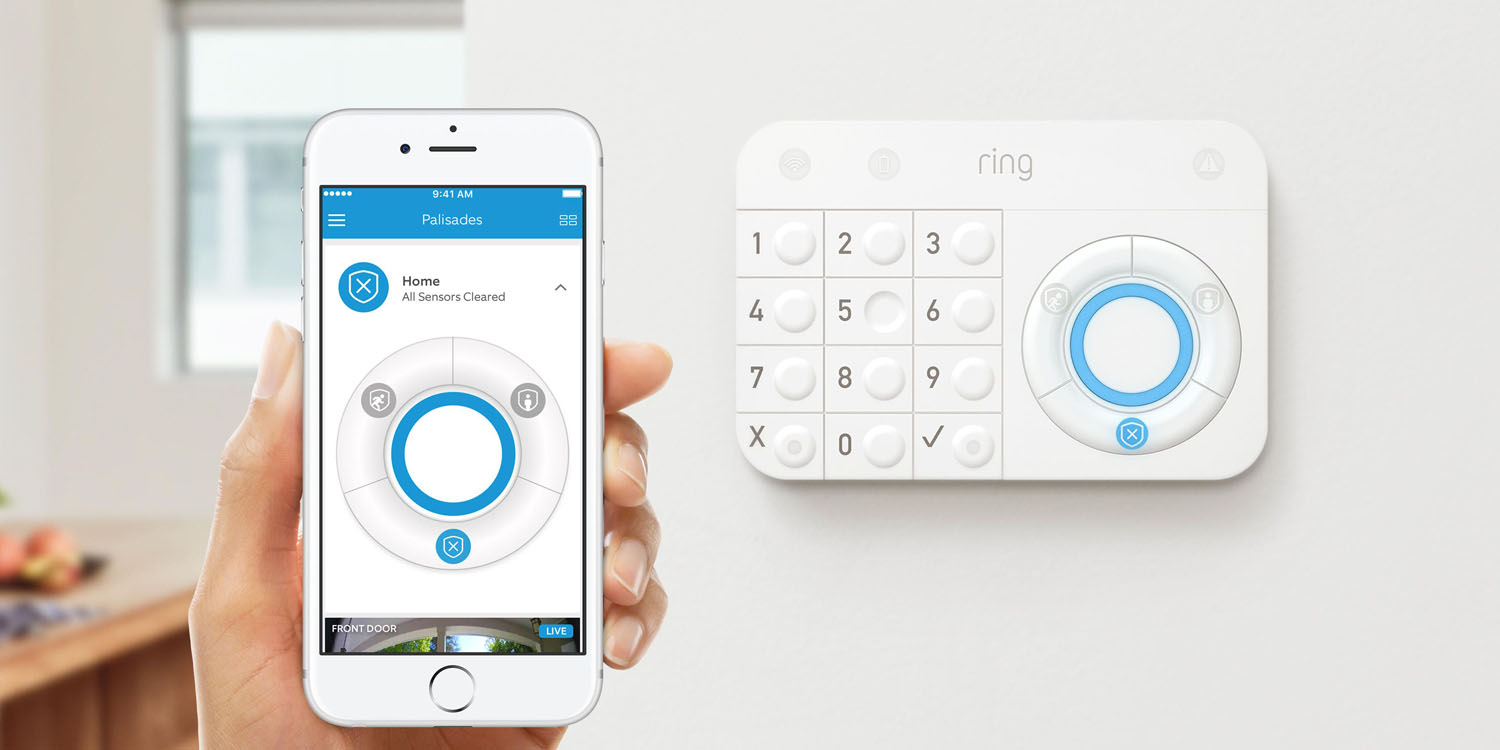 Ring's security system finally available for pre-order after