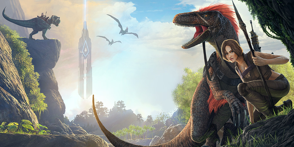 U0027ARK: Survival Evolvedu0027 Dinosaur Survival Game Launches On IOS, Free To  Play [Video]