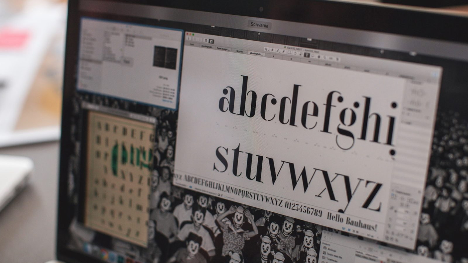 Adobe makes lost Bauhaus fonts available for use in Creative Cloud