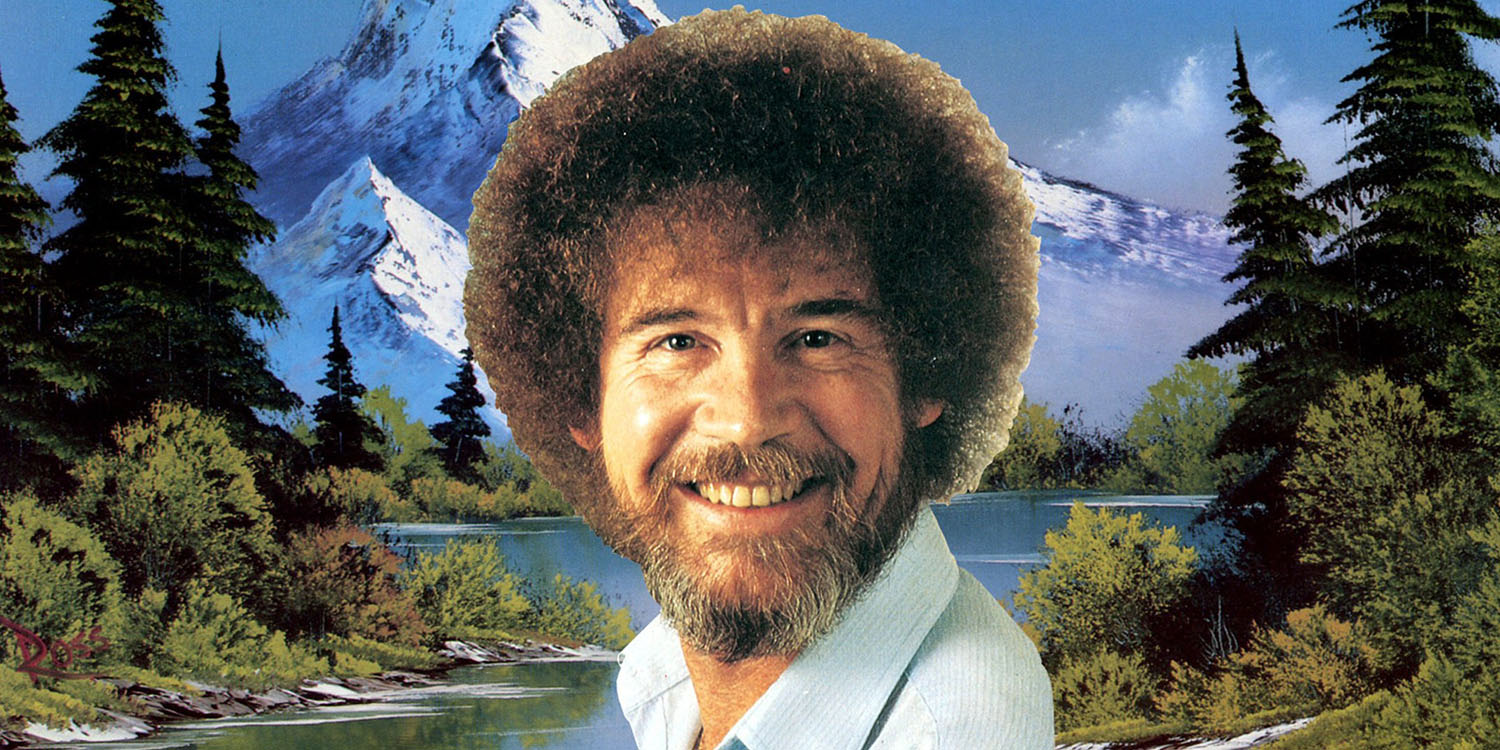 Bob Ross Joy of Painting app now available without the