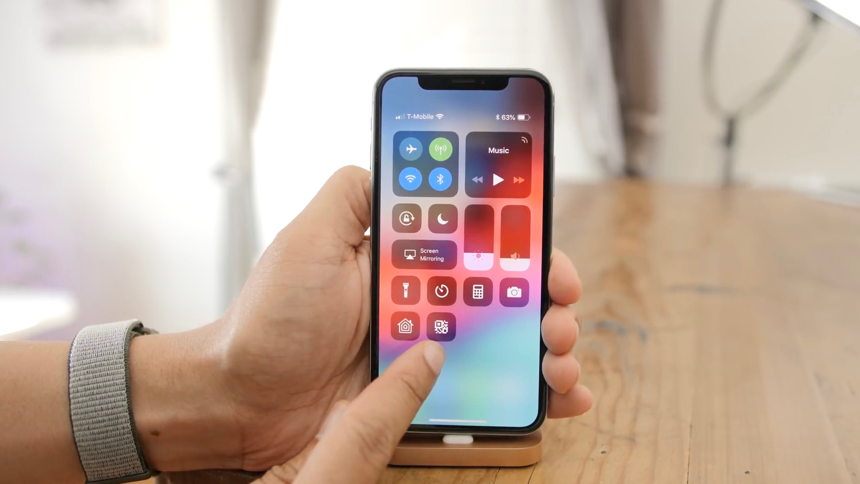 iOS 12: How to use the Control Center scan QR code shortcut on
