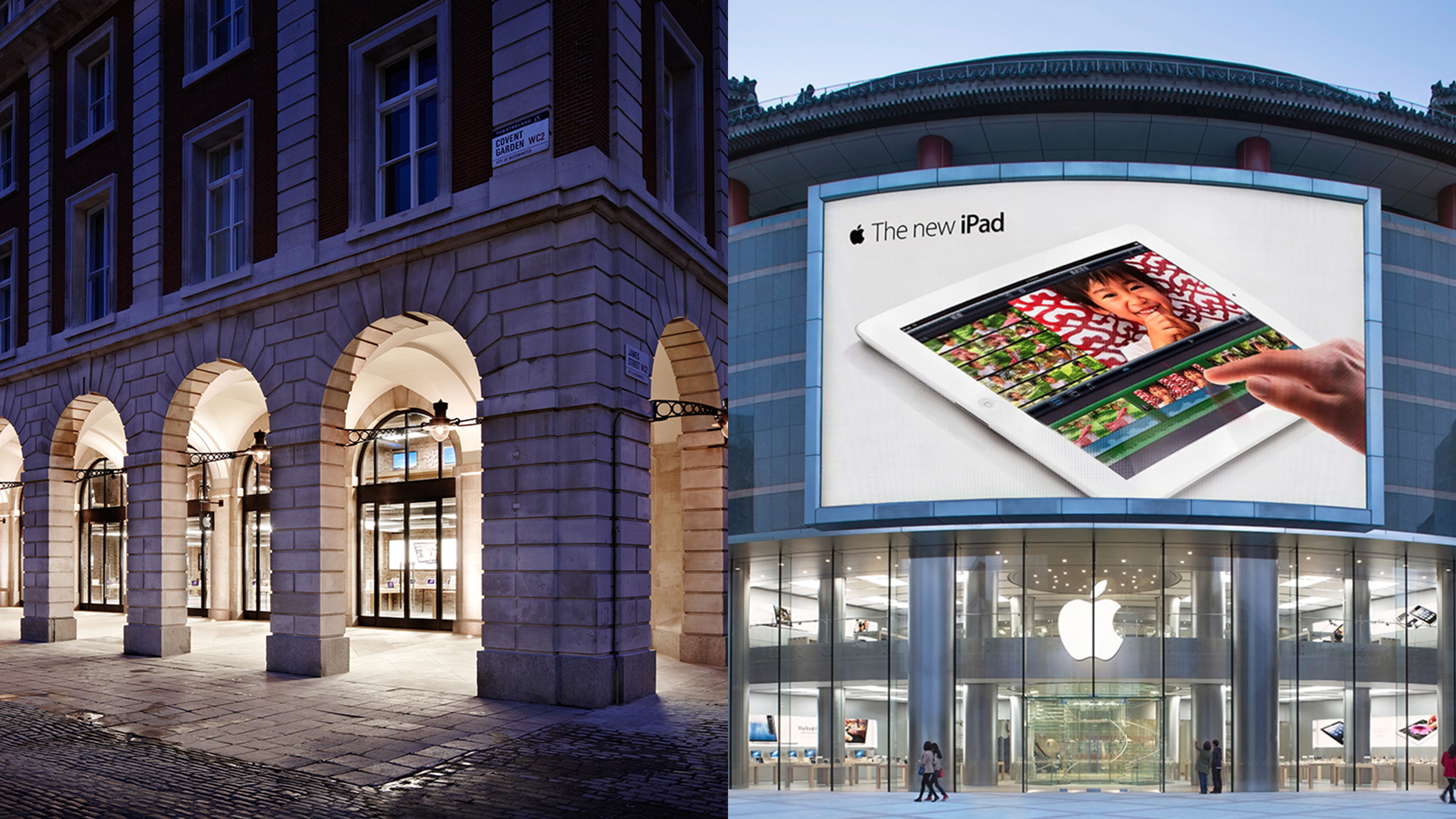 Apple Stores In London And Beijing To Close This Month For ...