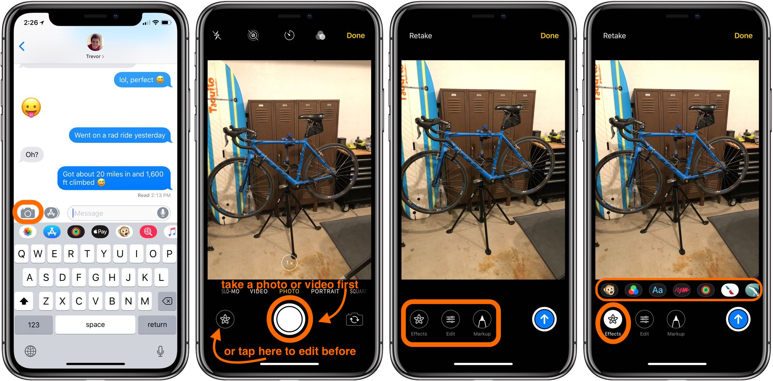 How to Use Panorama Camera on iPhone to