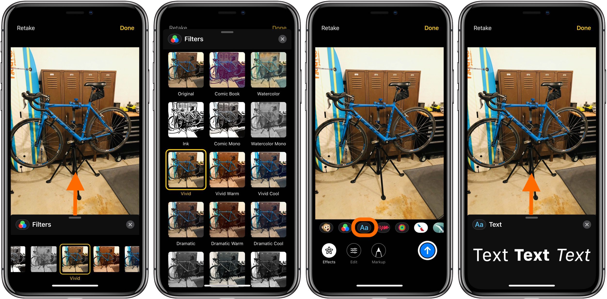 iOS 12: How to markup, add effects, and edit photos and videos