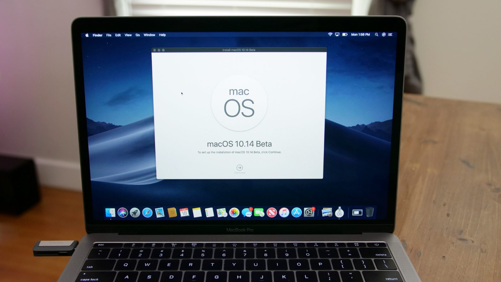 How to create a bootable macOS Mojave 10 14 USB install drive [Video