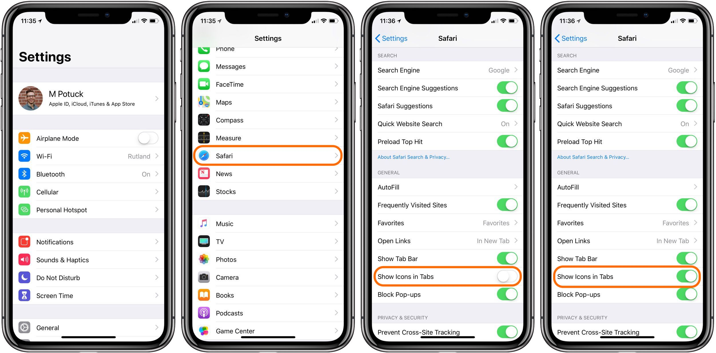 iPhone & iPad: How to show Safari tab icons in iOS 12 - 9to5Mac