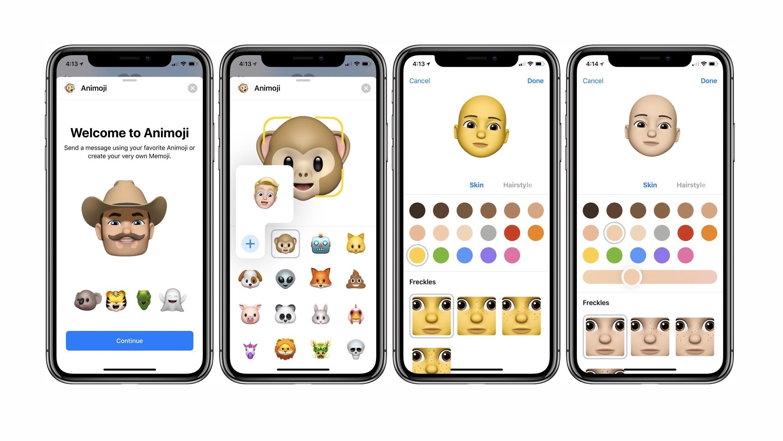Ios 12 How To Create Memoji On Iphone X 9to5mac