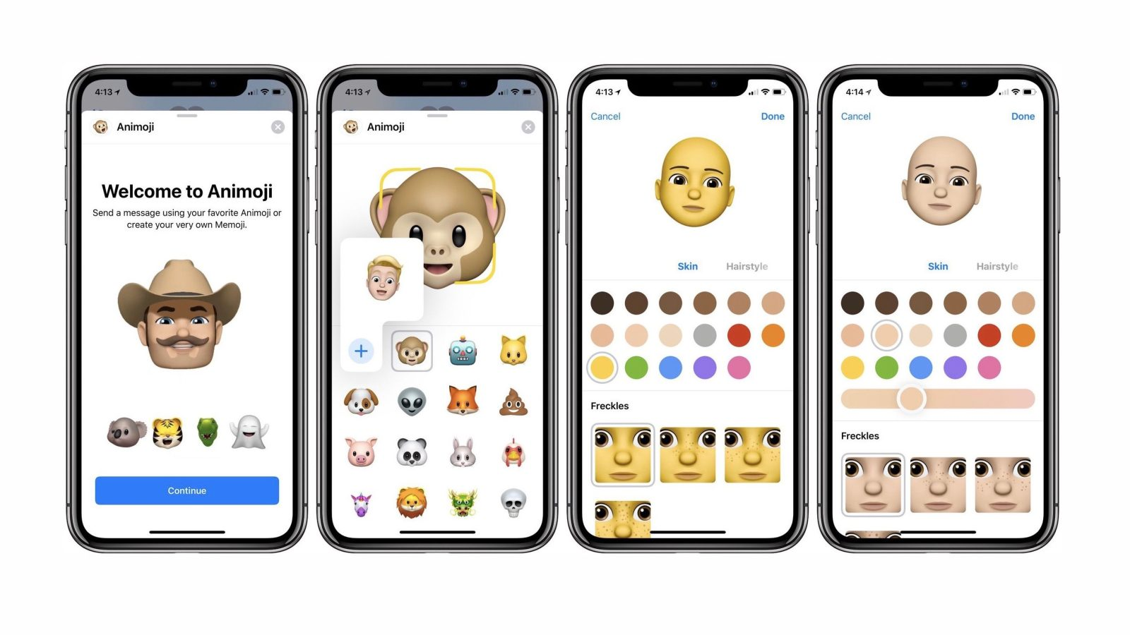 Ios 12 How To Create Memoji On Iphone X 9to5mac