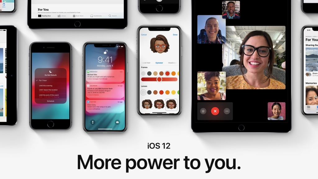What time will iOS 12 be released today? [update: now