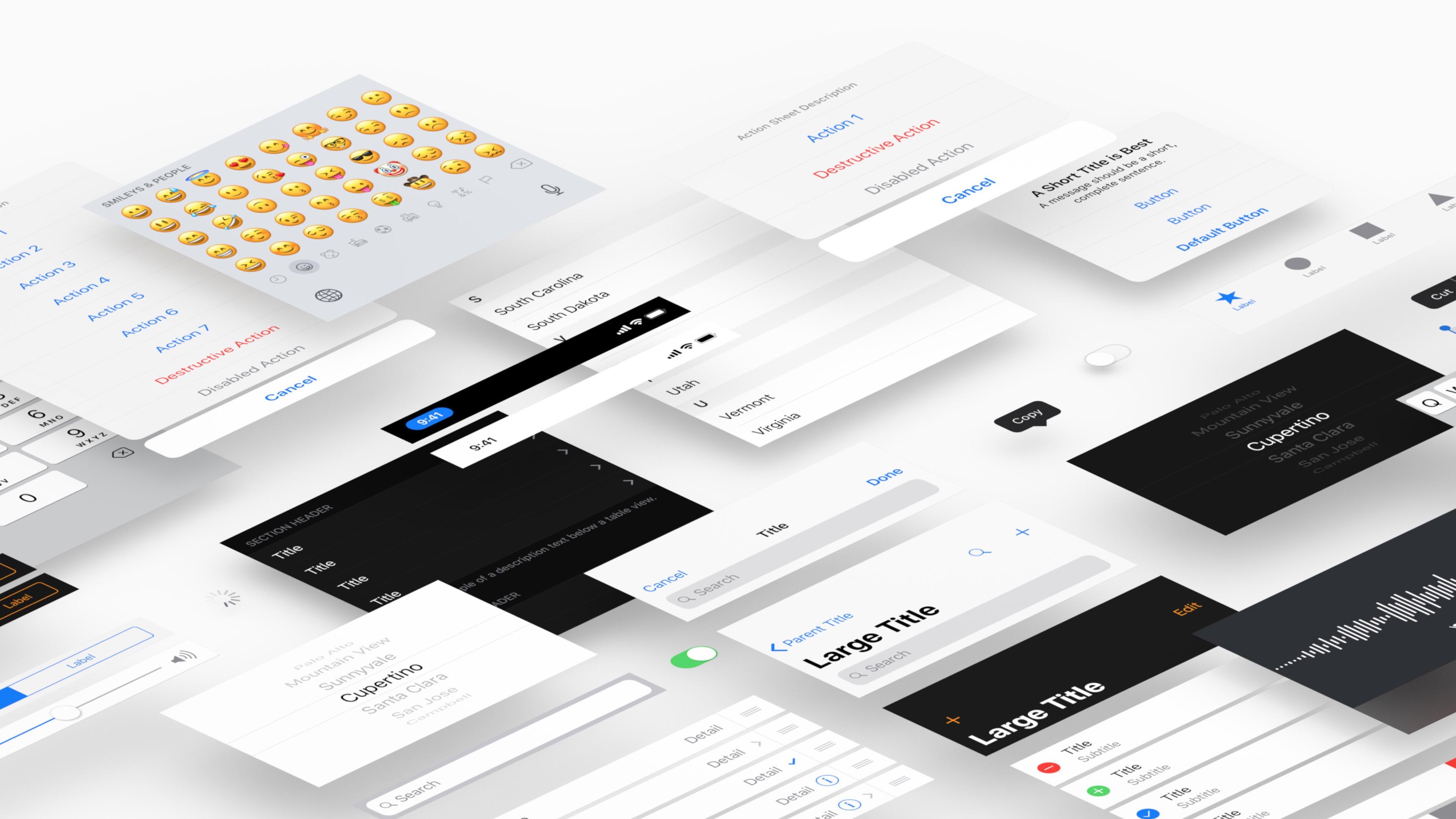 Apple updates Design Resources for iOS 12, adds iPad UI ...