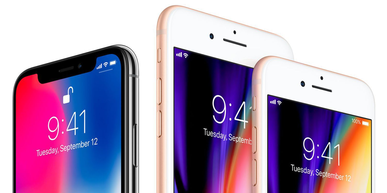 CIRP: iPhone 8 Plus the Best-selling iPhone During Q2, Followed by iPhone X