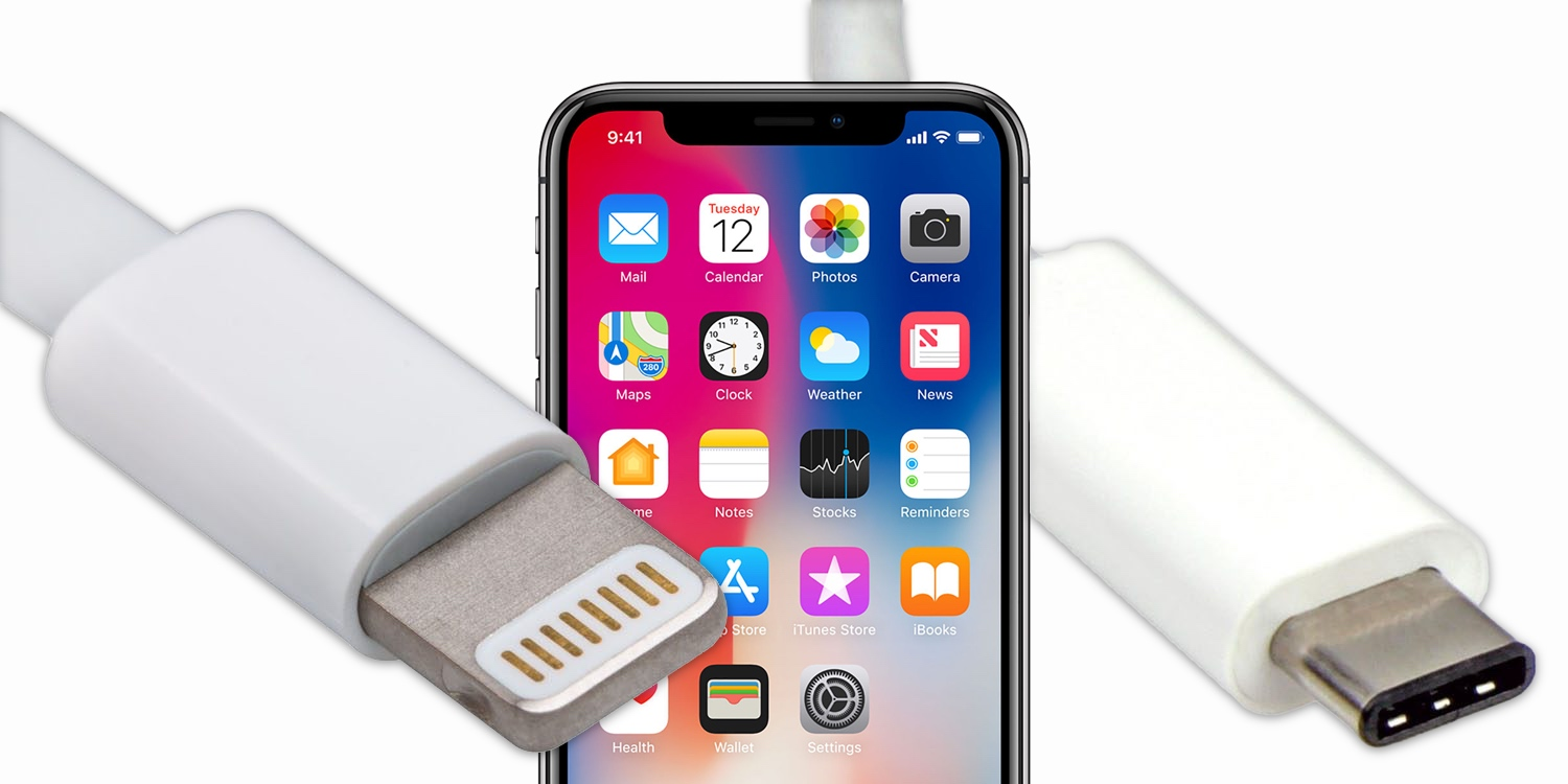 finest selection 61c20 3d866 iPhone rumored to adopt USB-C ports next year, 2018 iPhone bundles ...