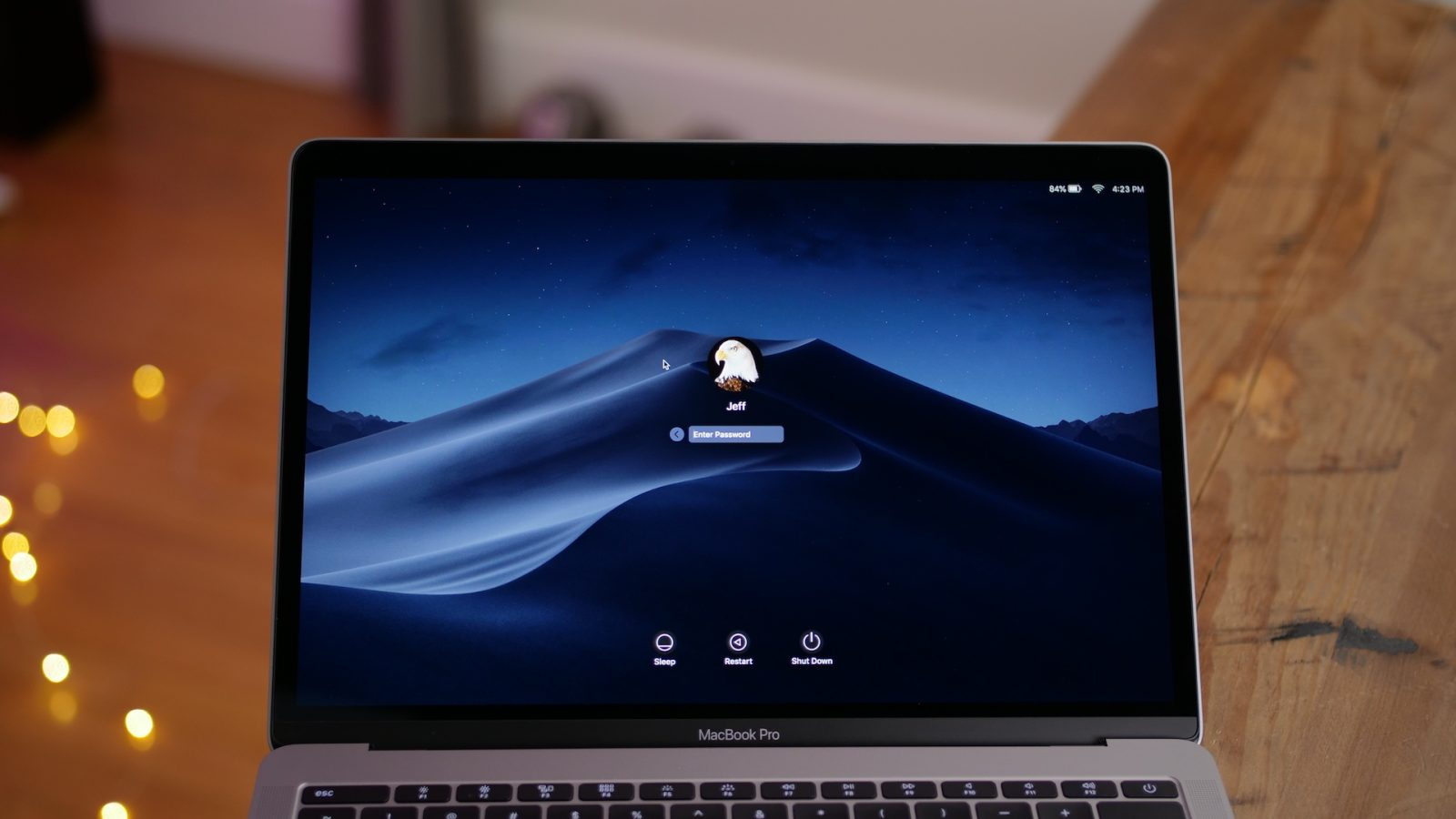 macos mojave drops back to my mac icloud feature apple remote