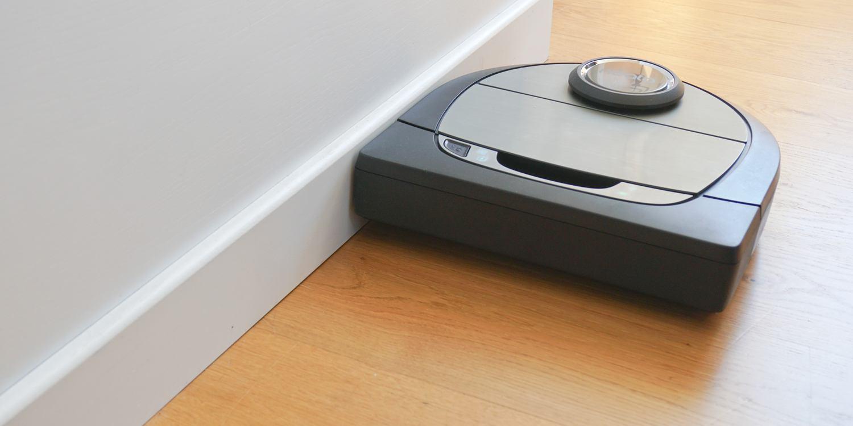 Vacuum the Floor Beforehand