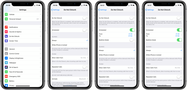 iOS 12: How to enable Do Not Disturb at Bedtime - 9to5Mac