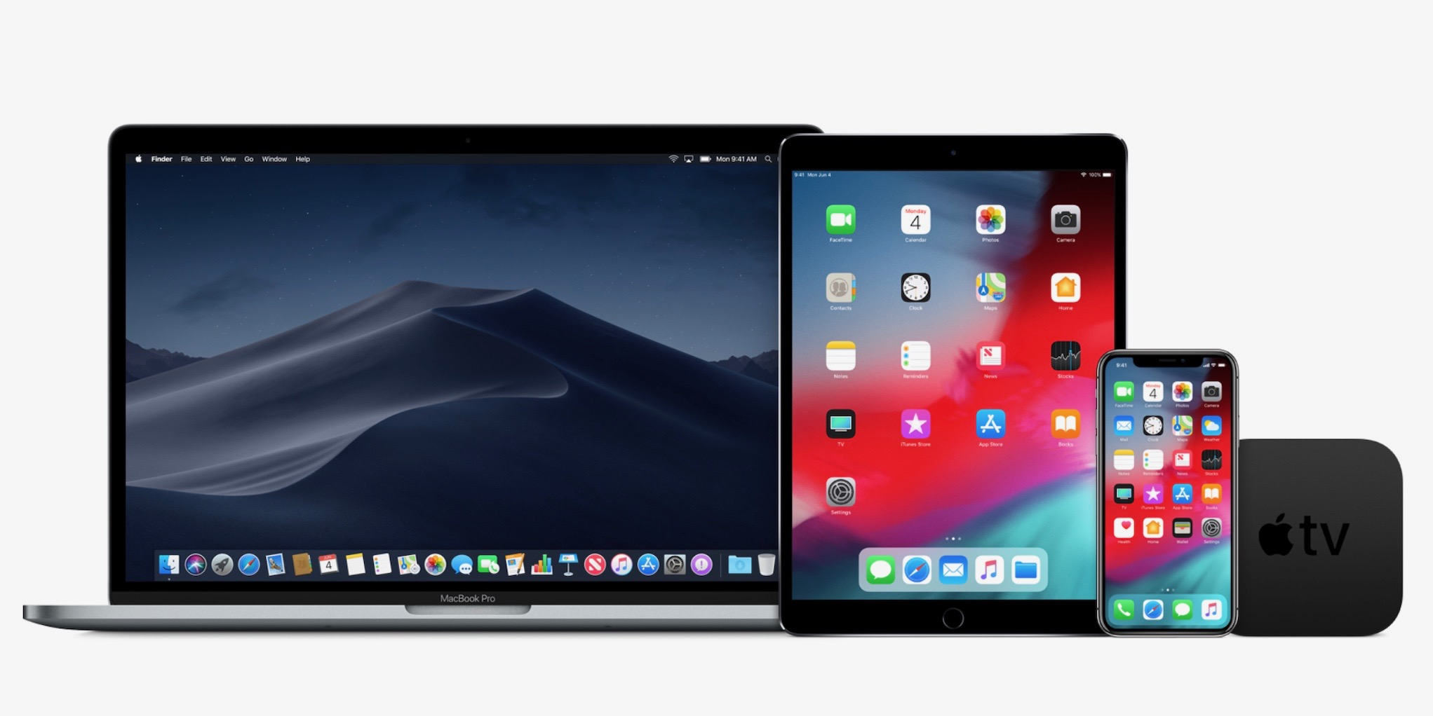 apple releases third ios 12 and tvos 12 public betas