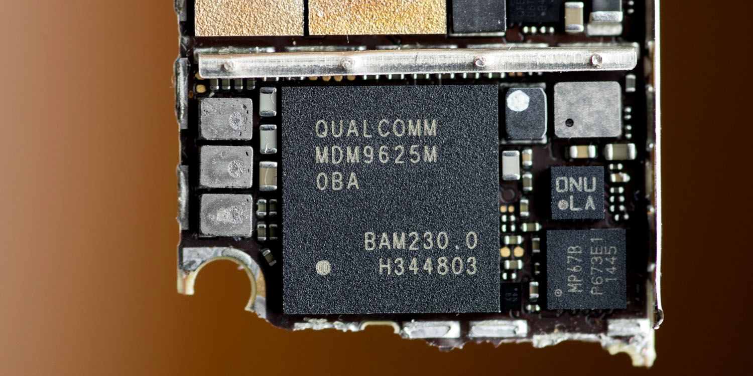 Leaked emails show Apple tried to use Qualcomm modems in iPhone XS/XR, but with no success