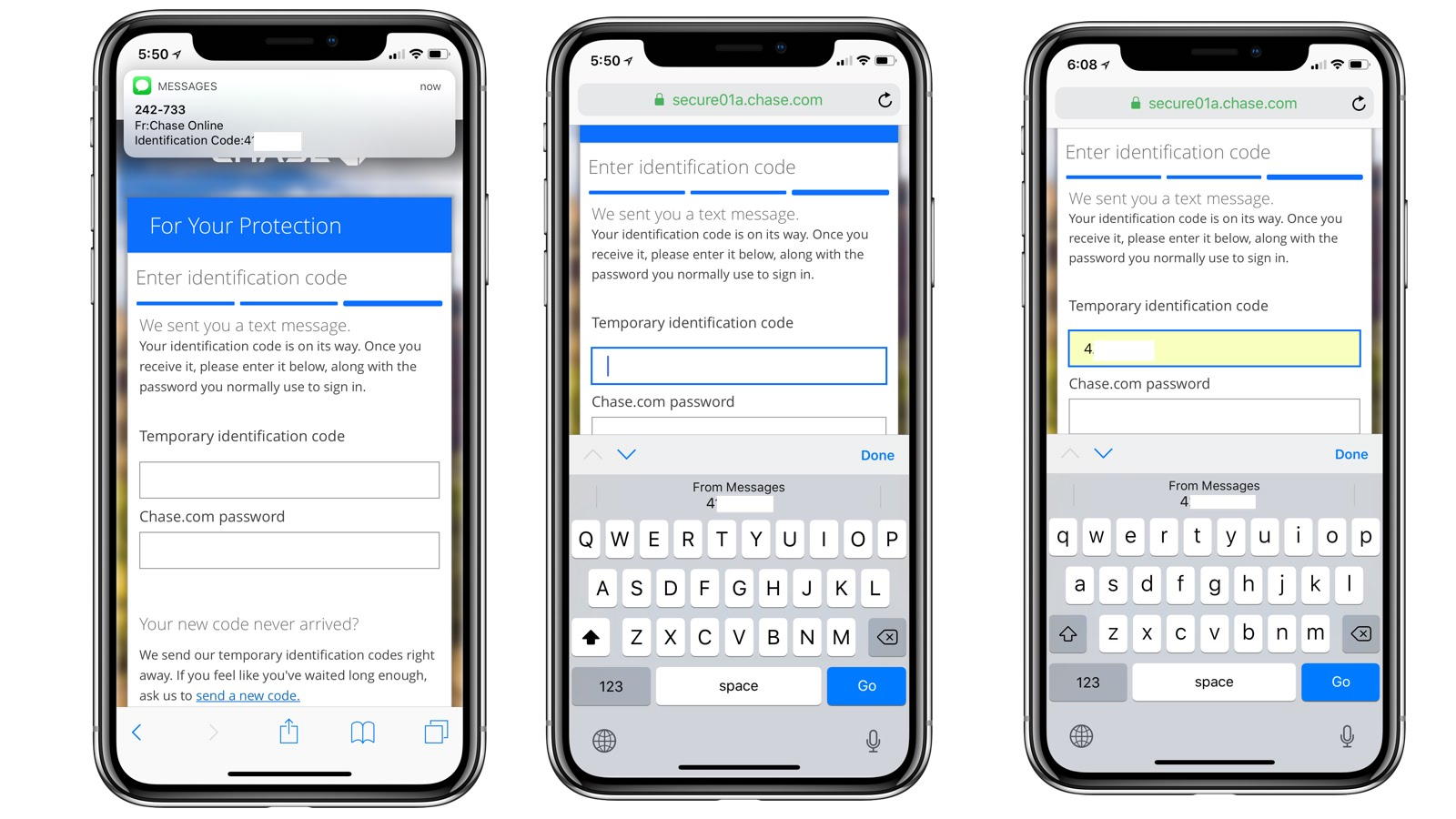 Here's how iOS 12's new security code auto-fill feature works - 9to5Mac