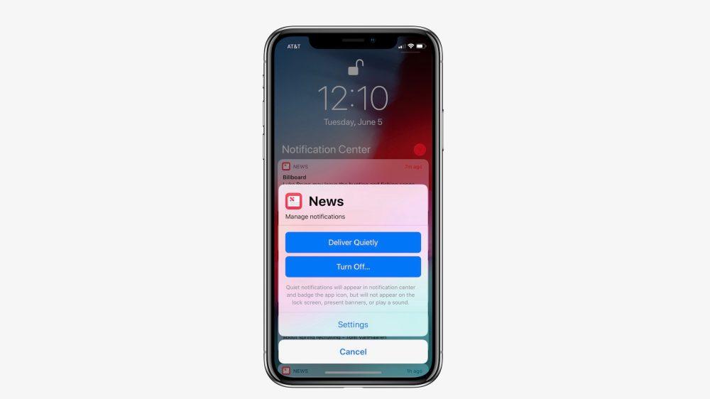 how to take screenshot on iphone x ios 12