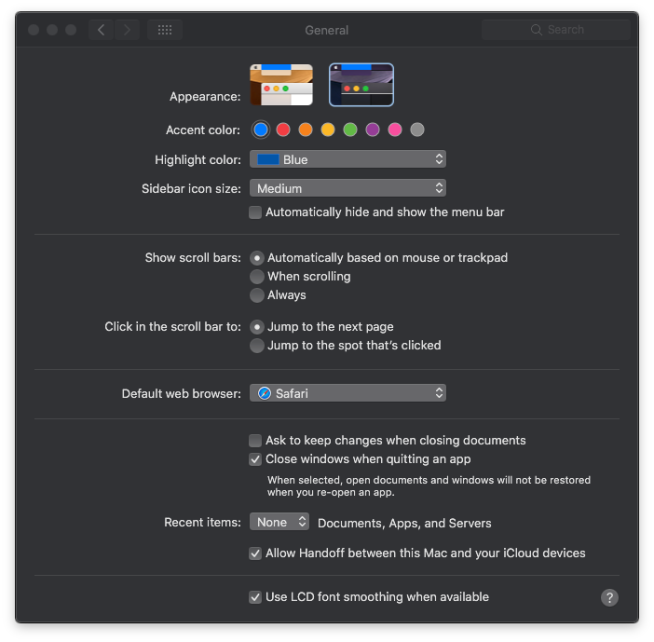 macOS 10 14 Mojave: How to enable dark mode - 9to5Mac