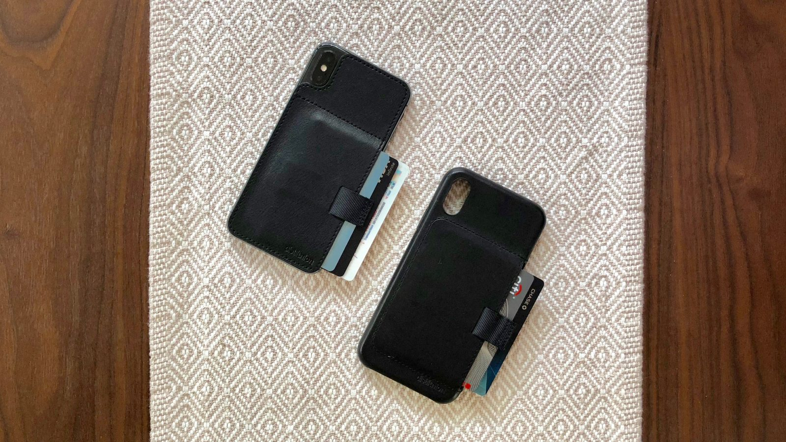 purchase cheap ea9ff 229e9 Wally Case for iPhone X with a hidden wallet is great for fans of ...