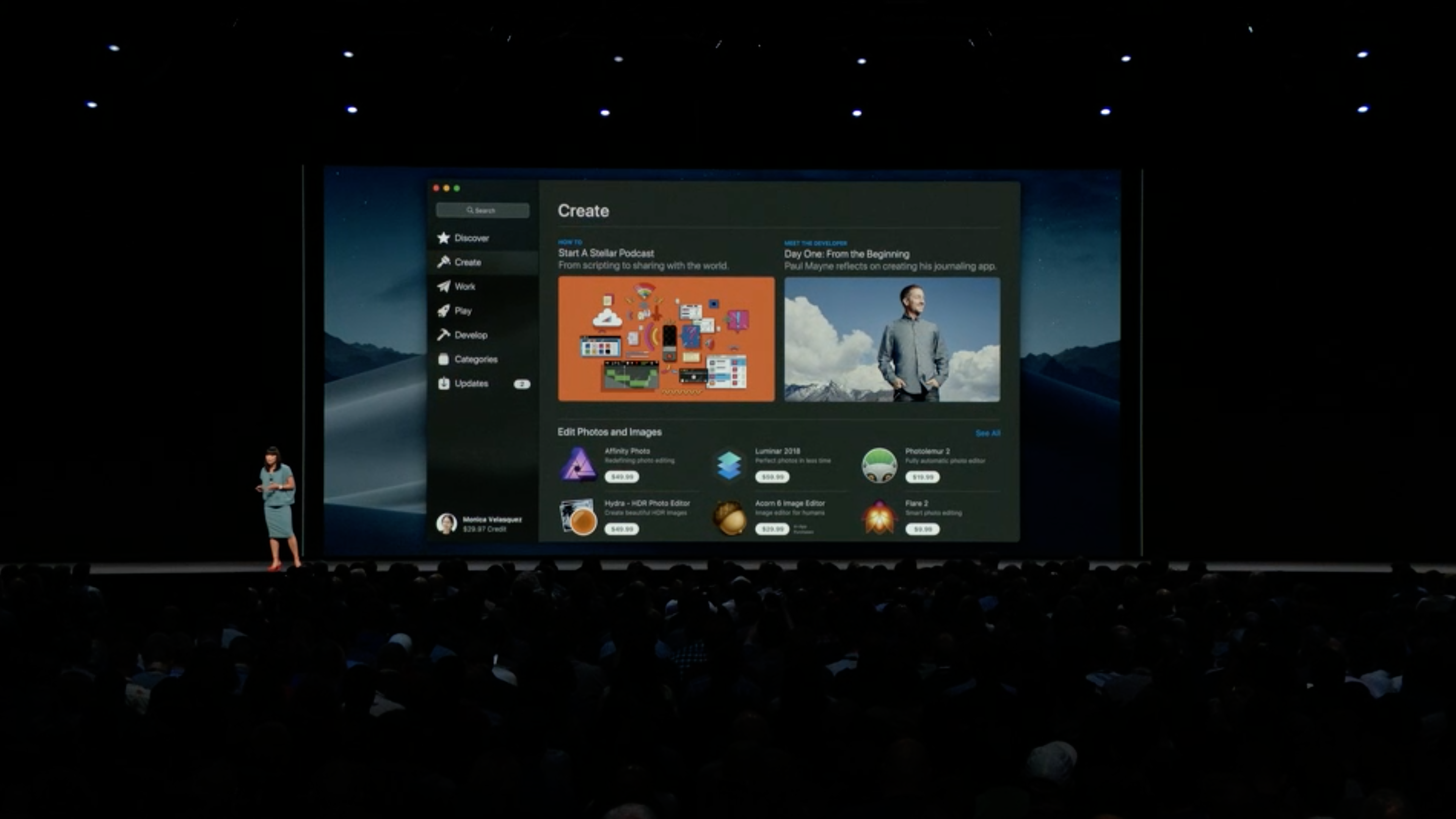 Apple details redesigned Mac App Store with new editorial content