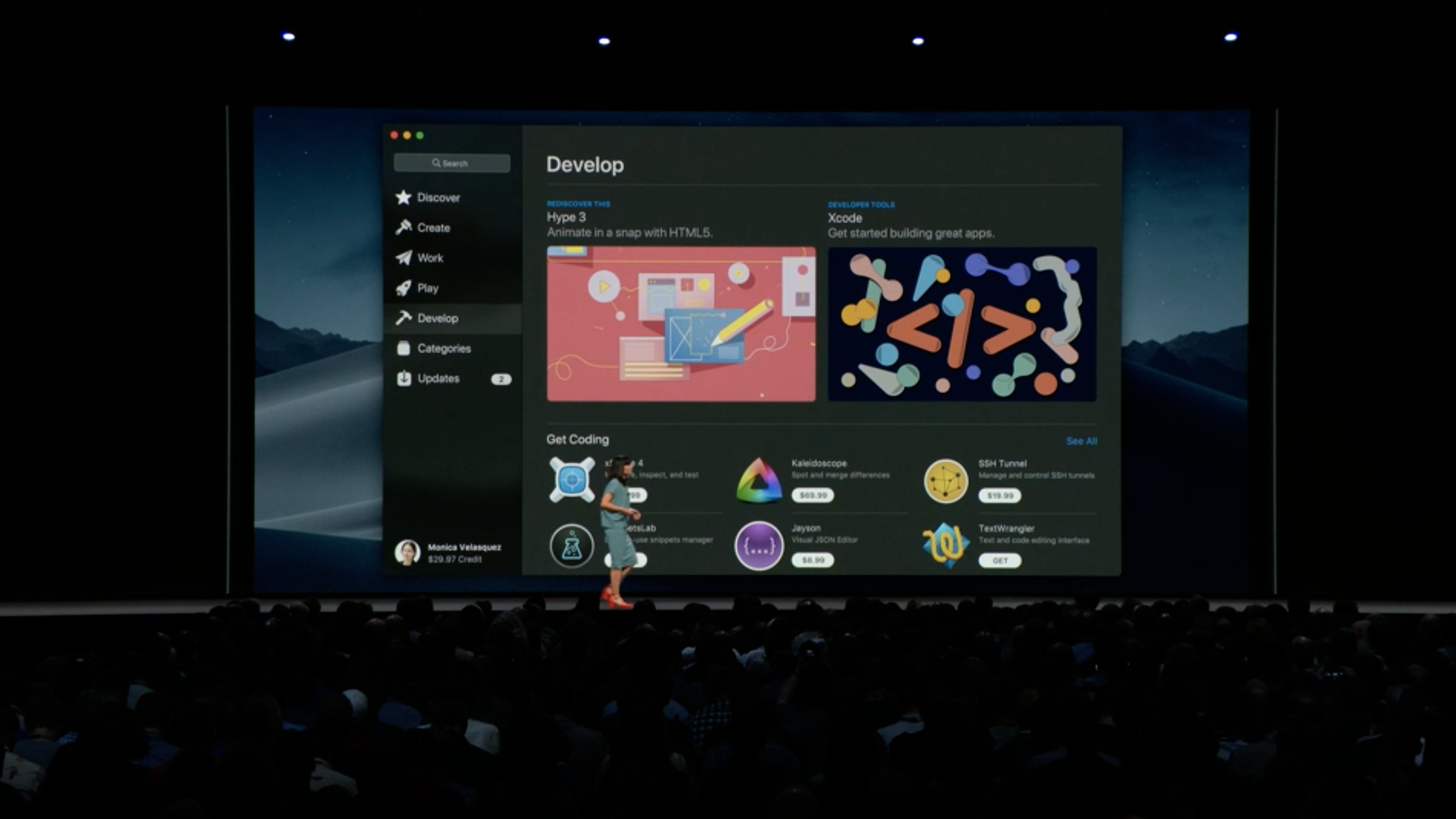Apple unveils macOS 10 14 Mojave with dark mode, Home app, new App