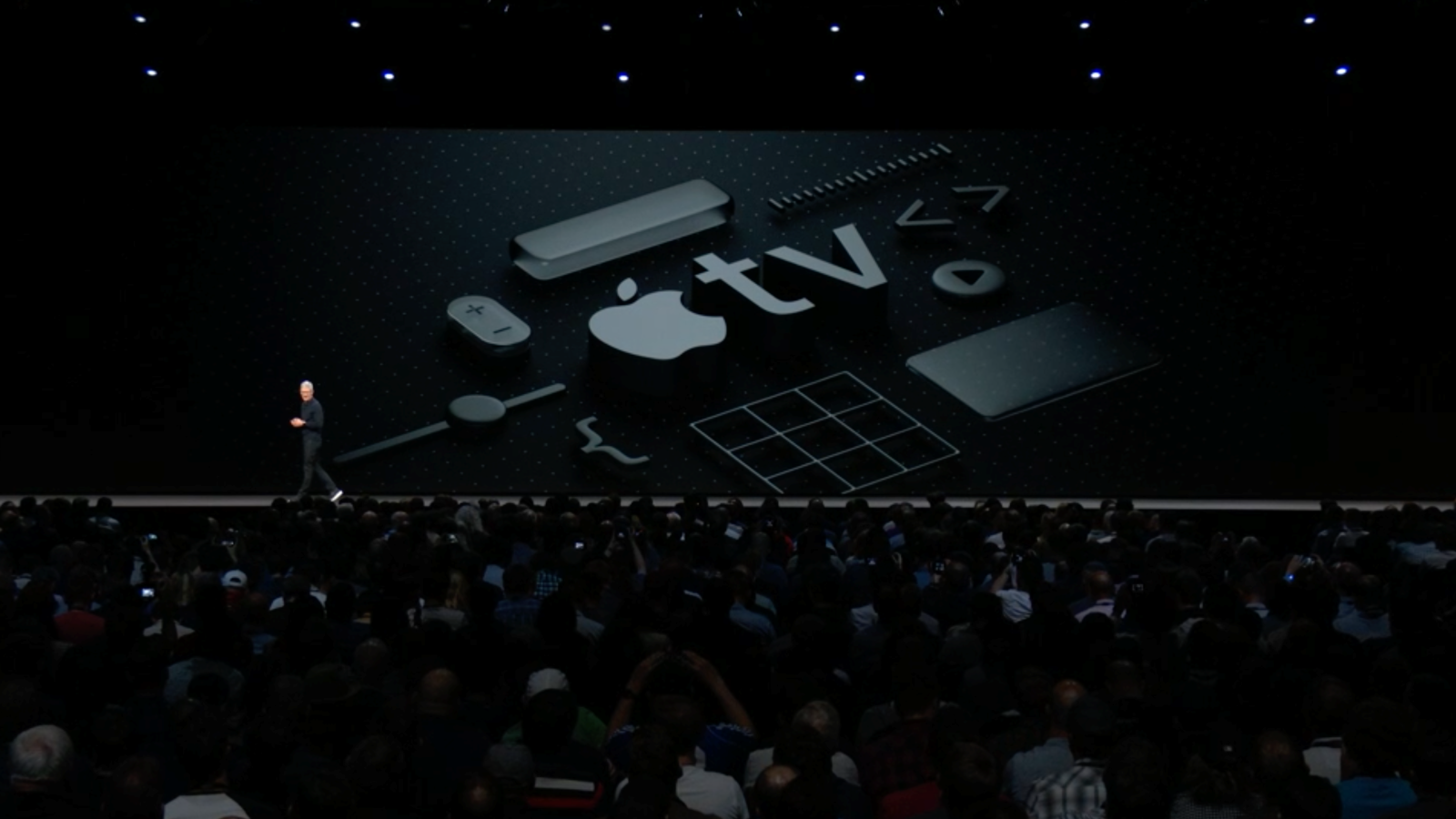 Apple announces tvOS 12 with immersive Dolby Atmos audio